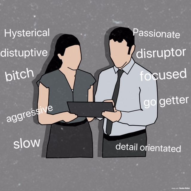 Likeability penalty for women in business