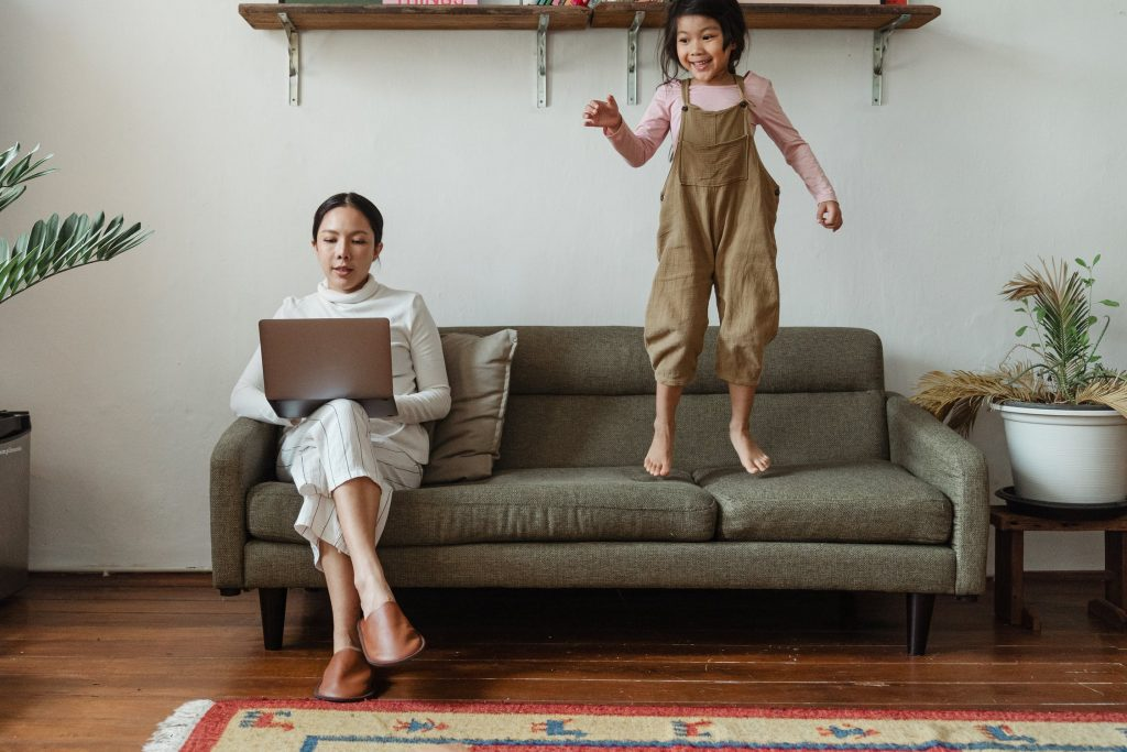 Make parent-friendly policies the new normal